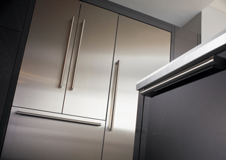 Saraland, AL Stainless Steel Kitchen Cabinets