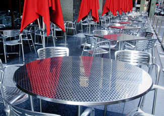 Stainless Steel Table Chickasaw, AL