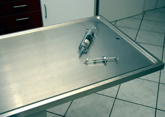 Mobile, AL Exam Table