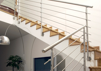 Stainless Steel Handrails - Mobile, AL