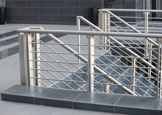 Satsuma, AL Stainless Steel Railings